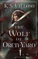 Cover of The Wolf of Oren-Yaro