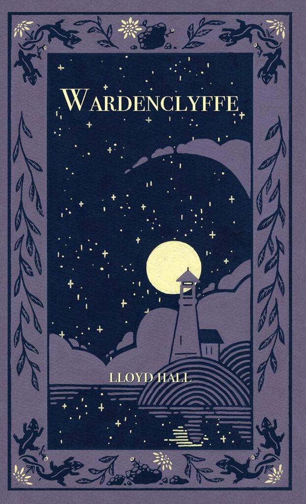 Cover of Wardenclyffe by Lloyd Hall